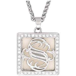 Serina & Company - Swarovski Signature Aromatherapy Locket Necklace | Aromatherapy Jewelry for Retail!