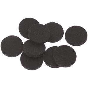 Serina & Company - Round Replacement Pads - Black