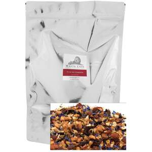White Lion Tea - Tuscan Garden Loose Tea 1 Lb. Loose Tea in Resealable Bag