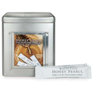 White Lion - Honey Pearls Tin