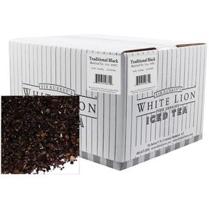 White Lion Tea - Traditional Black Iced Tea 1 oz. Sachets - 72 Count