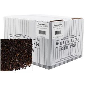 White Lion Tea - Passion Fruit Iced Tea 1 oz. Sachets - 72 Count