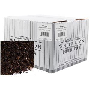 White Lion Tea - Mango Iced Tea 1 oz. Sachets - 72 Count