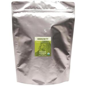 White Lion Tea - Immunity (Stress Shield) Tea 200 Count Resealable Bag of Pyramid Sachets