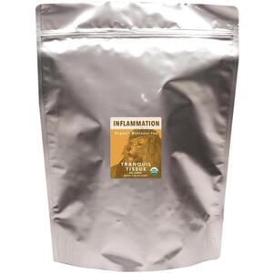 White Lion Tea - Inflammation (Tranquil Tissue) Tea 200 Count Resealable Bag of Pyramid Sachets