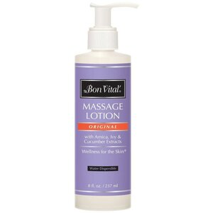 Bon Vital - Original Massage Lotion with Arnica Ivy and Cucumber Extracts 8 oz. - 237 mL.