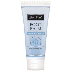 Bon Vital - Foot Balm - Original Formula 3.38 oz. - 100 mL. Tube
