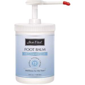 Bon Vital - Foot Balm - Original Formula 36 oz. - 1.06 Liters
