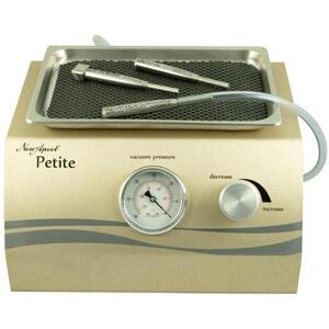 DiamondTome NewApeel Petite Exfoliation System - Diamond Microdermabrasion Gold