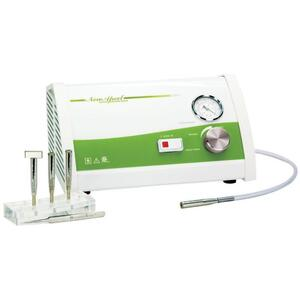 DiamondTome NewApeel The Original Crystal Free Exfoliation System - Diamond Microdermabrasion Majestic Bamboo Green