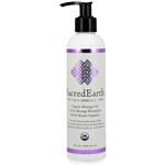Sacred Earth Botanicals Organic Massage Gel 8 oz.