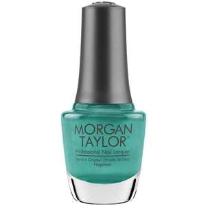Morgan Taylor Sir Teal To You Nail Lacquer 0.5 oz.