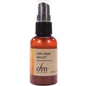 dmSkincare Vita A Clear Serum | Modulates Oil Secretions + Encourages Healthy Skin Cell Turnover 2 fl. oz. - 59 mL.