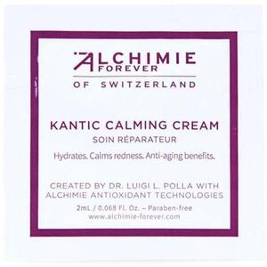 Alchimie Forever - Sample Kantic Calming Cream 0.068 oz. - 236 mL. - 2 mL.