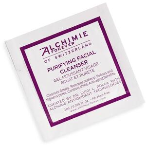 Alchimie Forever - Sample Purifying Facial Cleanser 0.068 oz. - 236 mL. - 2 mL.
