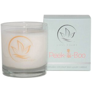 Pure Light Luxury Candle - Peek-A-Boo 7.5 oz.