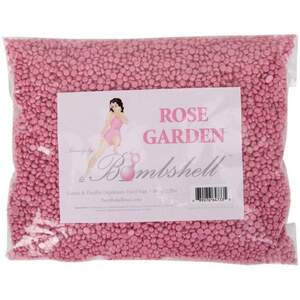 BOMBSHELL Rose Garden - Stripless Hard Wax Beads 2 lb.
