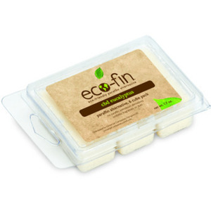 Eco-Fin™ Paraffin Alternative - Eucalyptus CBD 6 Cubes