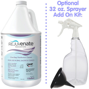 Rejuvenate Disinfectant Cleaner Concentrate - EPA Registered Hospital Grade Disinfectant 1 Gallon