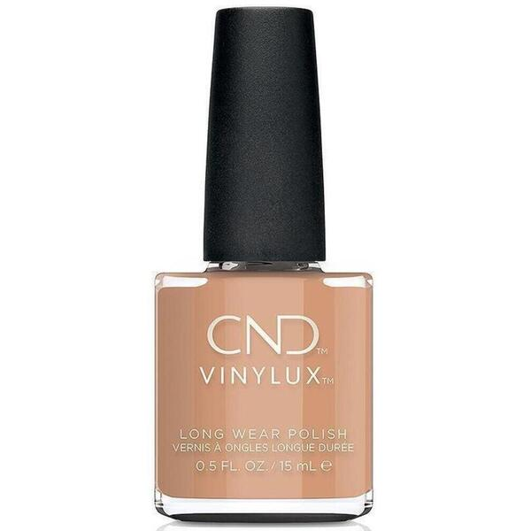 CND Vinylux - Autumn Addict Collection - Sweet Cider 0.5 oz. - 7 Day Air Dry Nail Polish