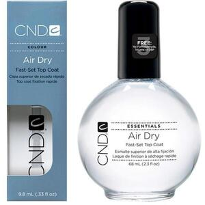 CND Air Dry Top Coat 2.3 oz.