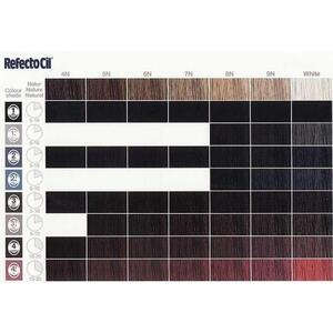 RefectoCil Colour Chart 10 Pack