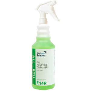 EcoLogic Solutions - All Purpose Cleaner - Ready to Use 32 oz. Spray Top Bottles