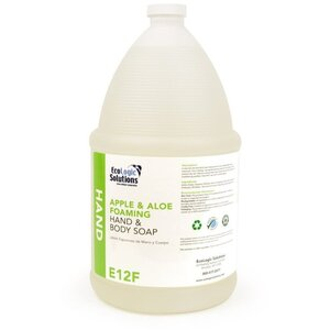 EcoLogic Solutions - Foaming Hand Soap with Aloe & Apple Fragrance 1 Gallon