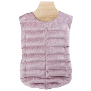 "Kozi - Revitalizing Back Wrap Material: Velour Size: 28""L x 15""W Color: Blush"