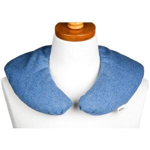"Kozi - Soothing Neck Wrap Material: Twill Size: 13""L x 13.5""W Color: Chambray"
