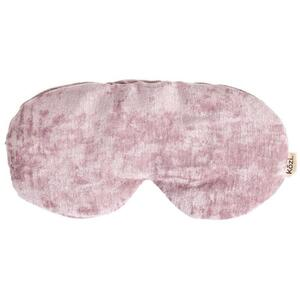 "Kozi - Rejuvenating Eye Pillow Material: Velour Size: 9""L x 4""W Color: Blush"