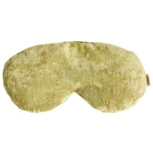 "Kozi - Rejuvenating Eye Pillow Material: Velour Size: 9""L x 4""W Color: Pear"