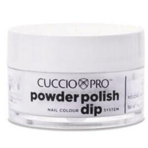 Cuccio Pro - Powder Polish Nail Colour Dip System -Crystal Glitter 0.5 oz.