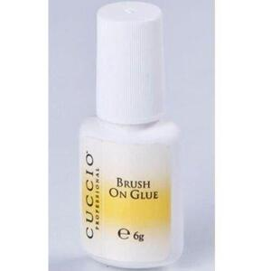 Cuccio Pro Brush On Nail Glue 6 Grams - 0.2 oz.