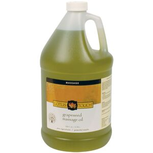 Lotus Touch Grapeseed Oil 1 Gallon (LTOG)