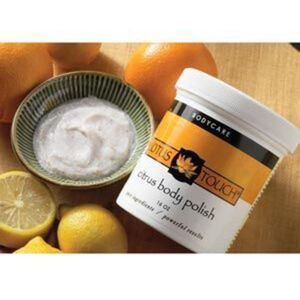 Lotus Touch Citrus Body Polish (LTBT4020)