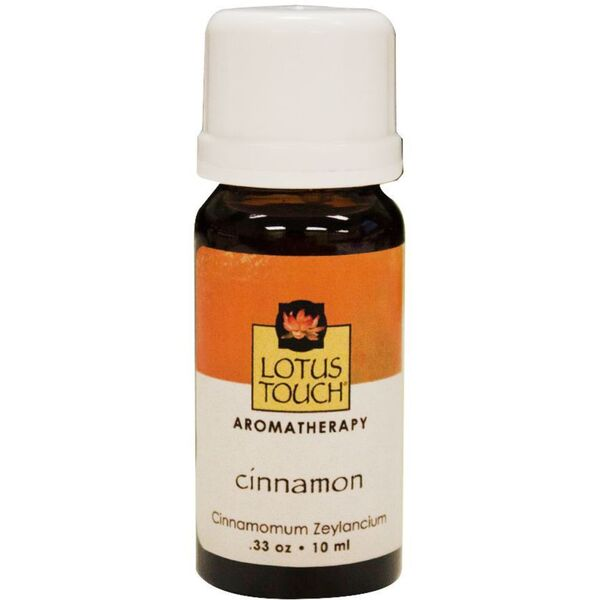 Lotus Touch Cinnamon Essential Oil 10 mL (LTE102