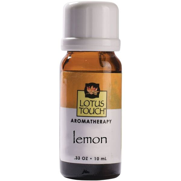 Lotus Touch Lemon Essential Oil 10 mL (LTE1019)