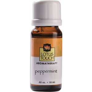 Lotus Touch Peppermint Essential Oil 10 mL (LTE1