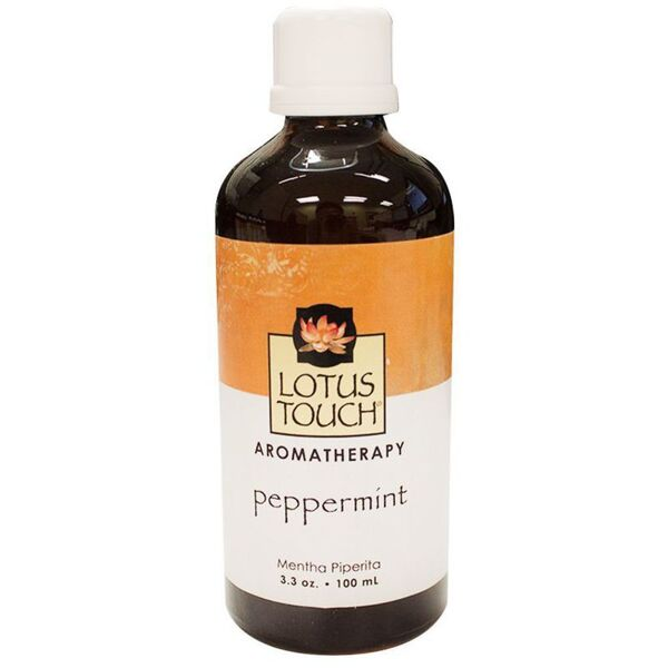 Lotus Touch Peppermint Essential Oil 100 mL (LTE