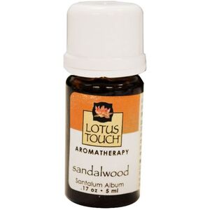 Lotus Touch Sandalwood Essential Oil 5 mL (LTE10