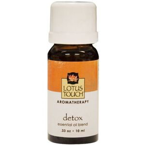Lotus Touch Detox Essential Oil Blend (LTE1603)