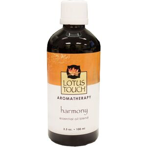 Lotus Touch Harmony Essential Oil Blend 100 mL (
