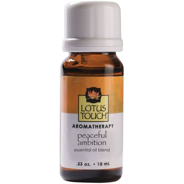 Lotus Touch Peaceful Ambition Essential Oil Blend