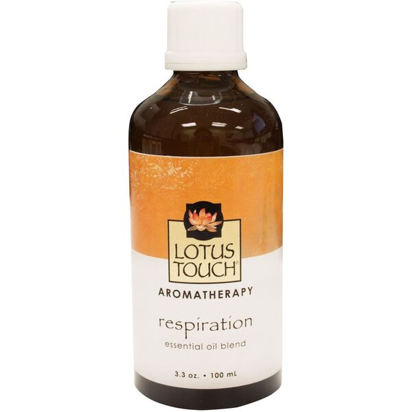 Lotus Touch Respiration Essential Oil Blend 100