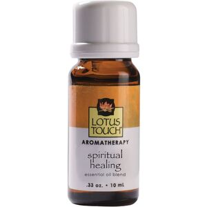 Lotus Touch Spiritual Healing Essential Oil Blend