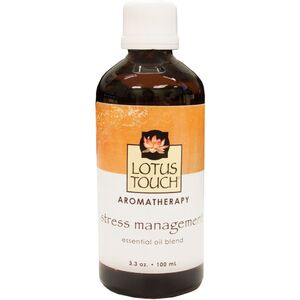 Lotus Touch Stress Management Essential Oil Blend