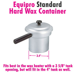 Equipro Hard Wax Container (JB10)