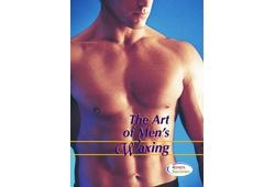 The Art of Men's Waxing Video DVD 60 min. (D124)