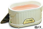 Therabath Pro Paraffin Bath System Peach (TB210